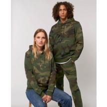 Unisex batik Sweatshirt Cruiser AOP camouflage XS