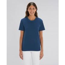 Unisex T-Shirt Creator Denim mid washed indigo XS