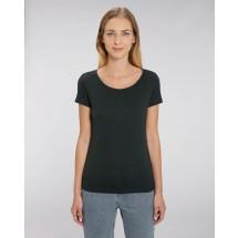 Damen T-Shirt Stella Lover Modal black XS