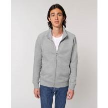 Herren Sweatshirt Stanley Trailer heather grey S