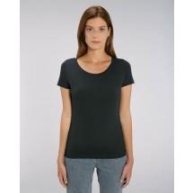 Damen T-Shirt Stella Lover black XS