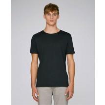 Herren T-Shirt Stanley Enjoys Modal black S