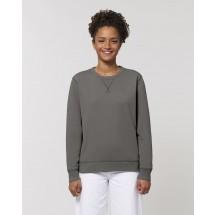 Unisex Sweatshirt Joiner Vintage g. dyed mid anthracite XS