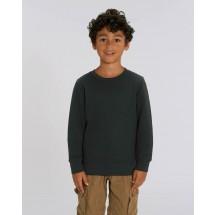 Kinder Sweatshirt Mini Changer black 3-4