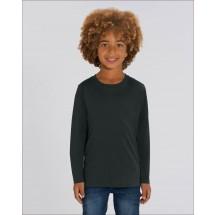 Kinder T-Shirt Mini Hopper black 3-4
