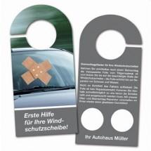 Steinschlagpflaster-Autorückspiegelhänger