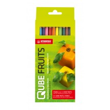 STABILO GREENcolors Farbstift 12er-Set