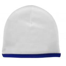 Baby-Mütze blau