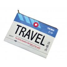 Etui für Reisedokumente TRAVEL SPIRIT - mehrfarbig