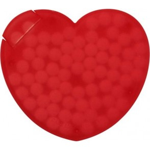 Pfefferminzbonbons Heart