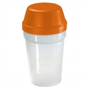"""Shaker """"Multi"""", orange/transparent"""