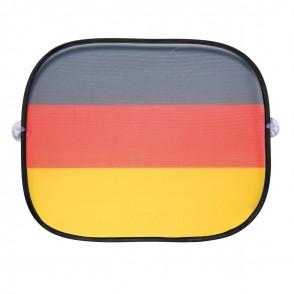 """Schattenspender """"Nation"""", schwarz/rot/gelb"""