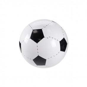 """Wasserball """"Fußball"""", klein, weiß/schwarz, 7P PVC"""