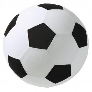 """Fußball """"Giant"""", schwarz/weiß, unaufgeblasen"""