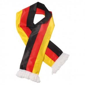 """Schal """"Nations Deutschland"""", schwarz/rot/gelb"""