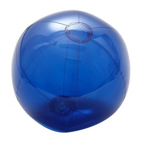 """Wasserball """"Midi"""" transparent"""