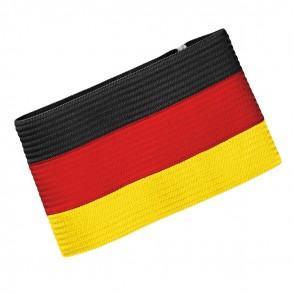 """Spielführerbinde """"Nations"""", schwarz/rot/gelb"""