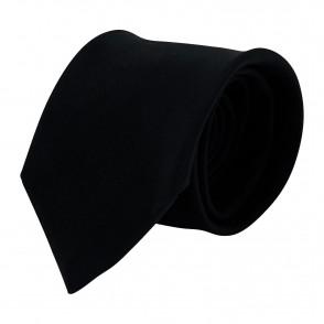Krawatte, Reine Seide Crêpe de Chine, uni