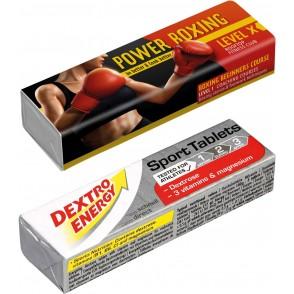 DEXTRO ENERGY Stange - SPORT + Vitamine & Magnesium