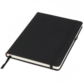Schwarzes A5 Notizbuch