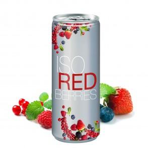 Iso Drink, 250 ml, Fullbody transp.