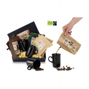 Geschenkset: Kaffee-Reise für 2