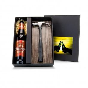 Geschenkset: Feierabend-Hammer