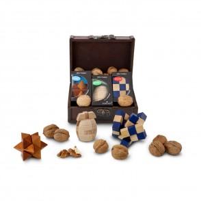 Geschenkset: Knobel-Schatz