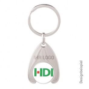 Tropfenhalter Dublin - Cut Out - Hart-Emaille - glänzend
