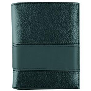 Blackmaxx® ClassicMaxi Brieftasche WhiteStripe