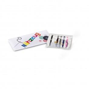 Nähset Pocket, 10-teilig im Kartonagemäppchen