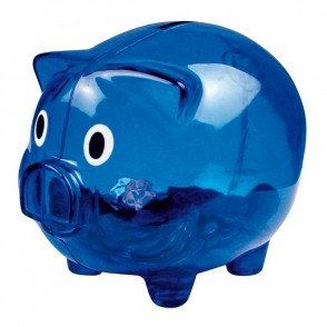 Sparschwein transparent