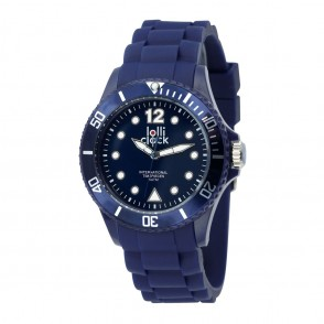 Armbanduhr LOLLICLOCK- BLACK