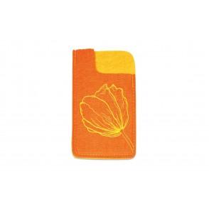Smartphonetasche -Bicolor