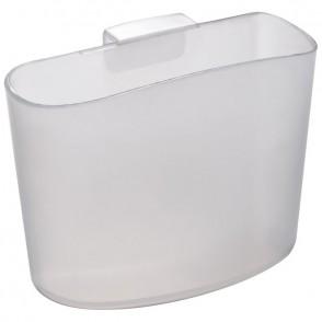 Teebeutelhalter transparent gefrostetd