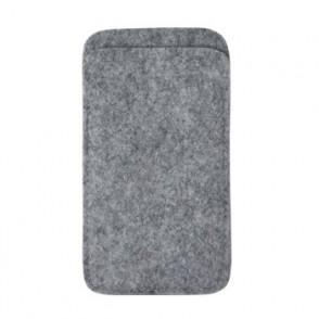 Polyesterfilz Smartphone-Tasche 14 x 7,5 cm