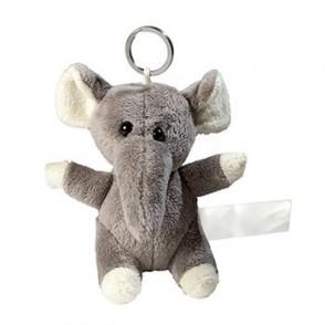Plüsch Schlüsselanhänger Elefant