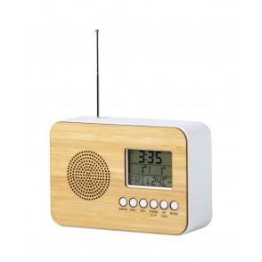 Radio-Tischuhr Tulax