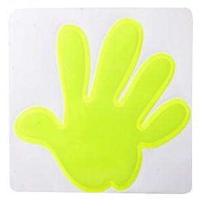 Reflektionssticker Hand Astana