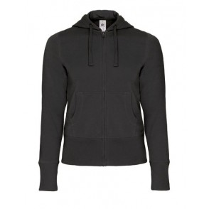 Hooded Full Zip Sweat / Women