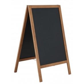 Holz-Kundenstopper Economy Outdoor (460x680)