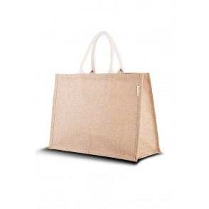 Jute shopper Large
