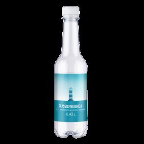 Mineralwasser, 0,43l  Longneck