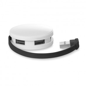 4 Port USB Hub ROUNDHUB
