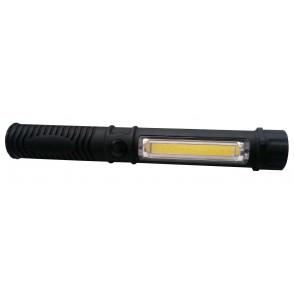 Taschenlampe Work schwarz matt