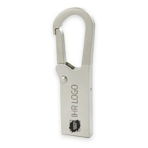 USB-Stick Karabinerhaken 8GB