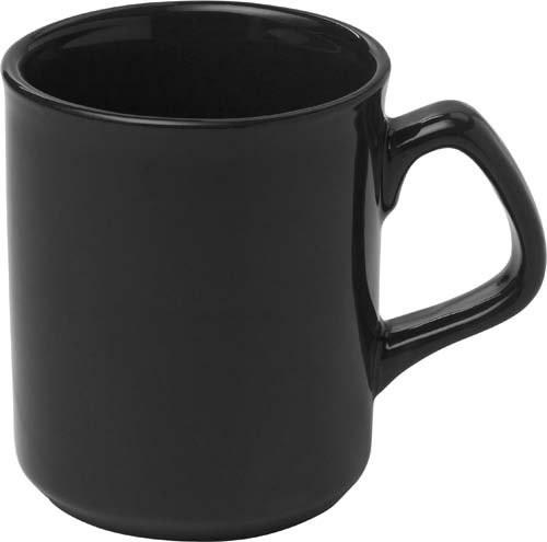 Porseleinen mok (0,25 liter) 'Basic'