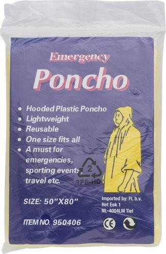 Poncho Emergency