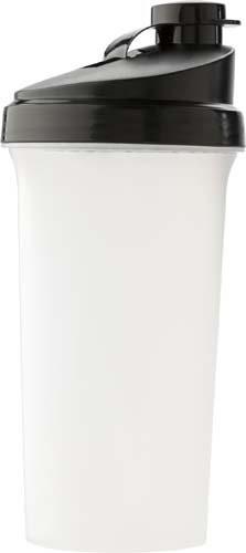 Kunststof eiwit shaker met zeef, 700 ml Cuisine