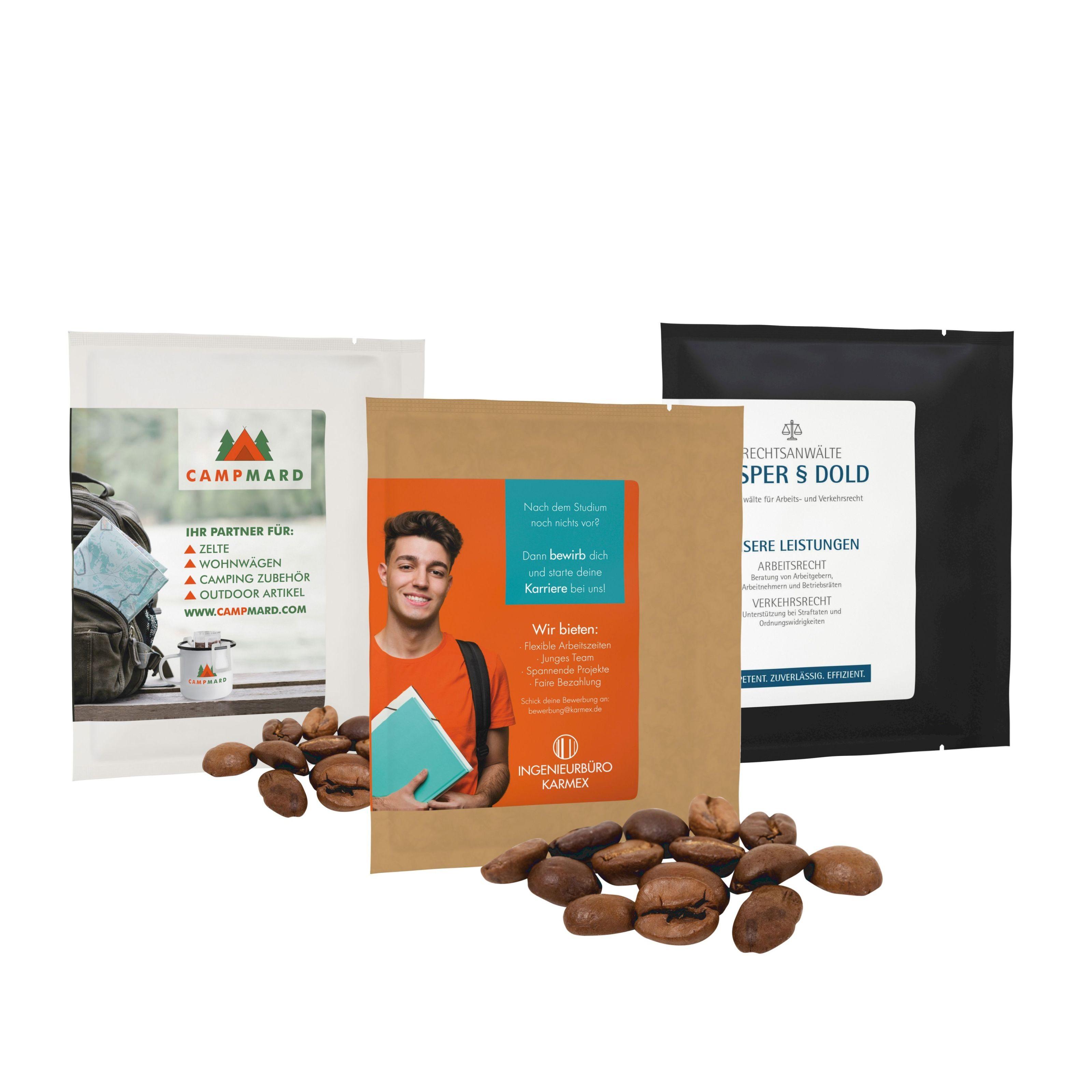 CoffeeBag - Individueel Design (5 soorten)